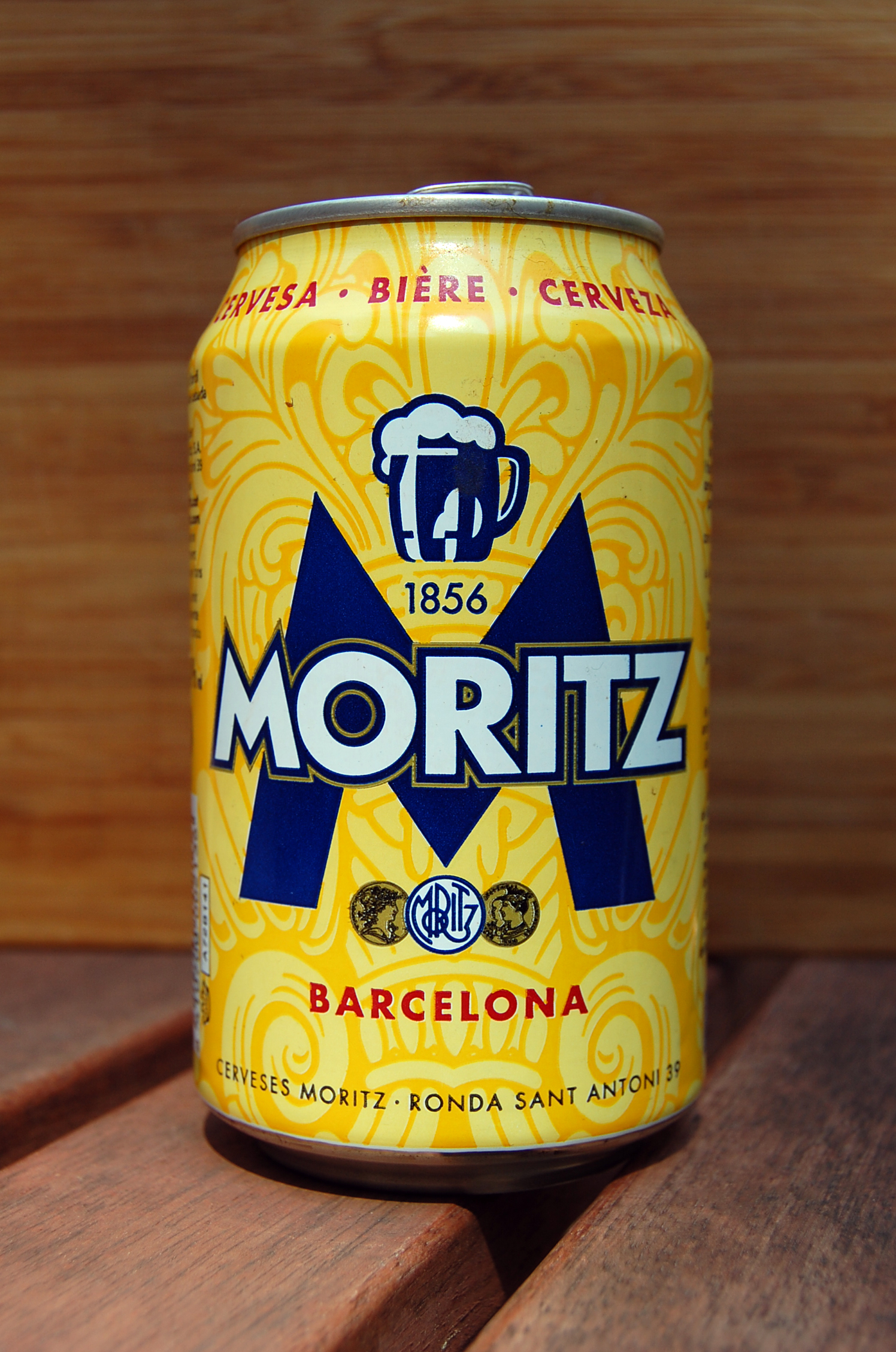 Opiniones de moritz cerveza - Moritz ronda sant antoni ...