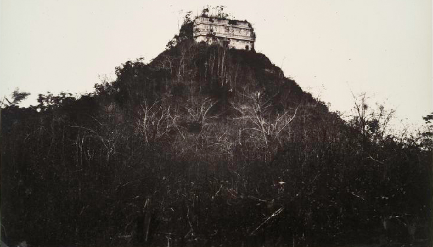 Temple of Kukulcán (1860)
