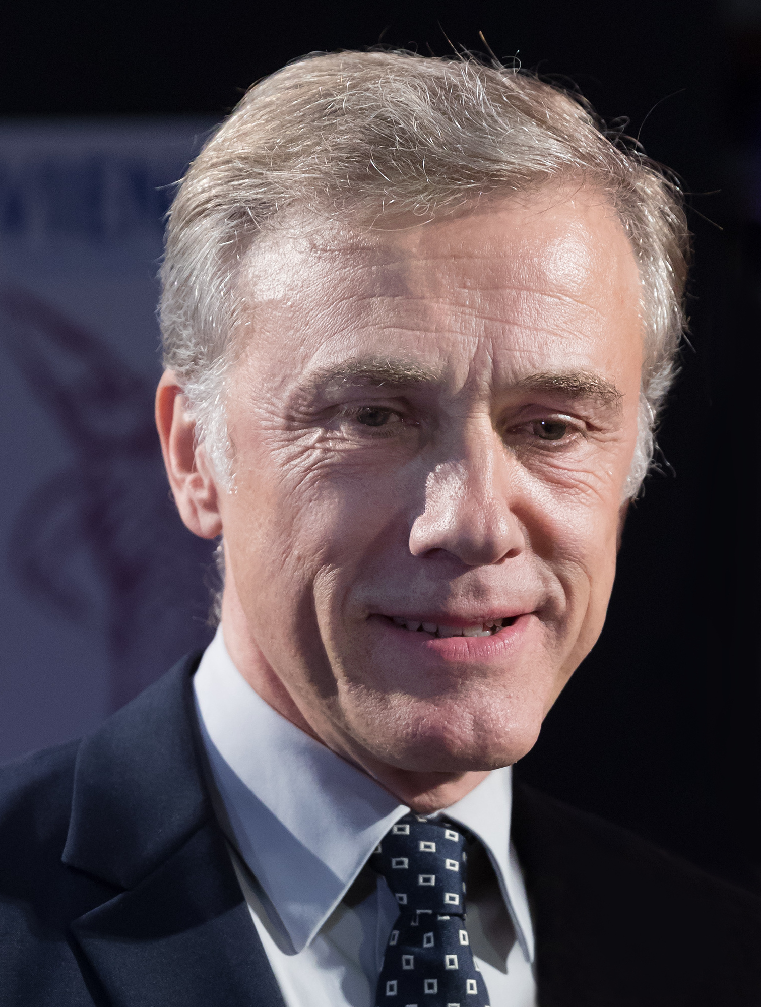 The 61-year old son of father (?) and mother(?) Christoph Waltz in 2018 photo. Christoph Waltz earned a  million dollar salary - leaving the net worth at 20 million in 2018