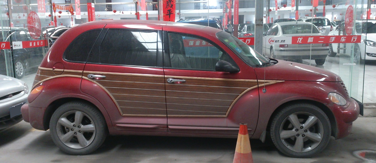 file chrysler pt cruiser woody kit 03 china 2016 04 07. Black Bedroom Furniture Sets. Home Design Ideas