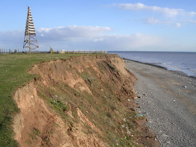 Cliff Top on Walney Island - geograph.org.uk - 148752