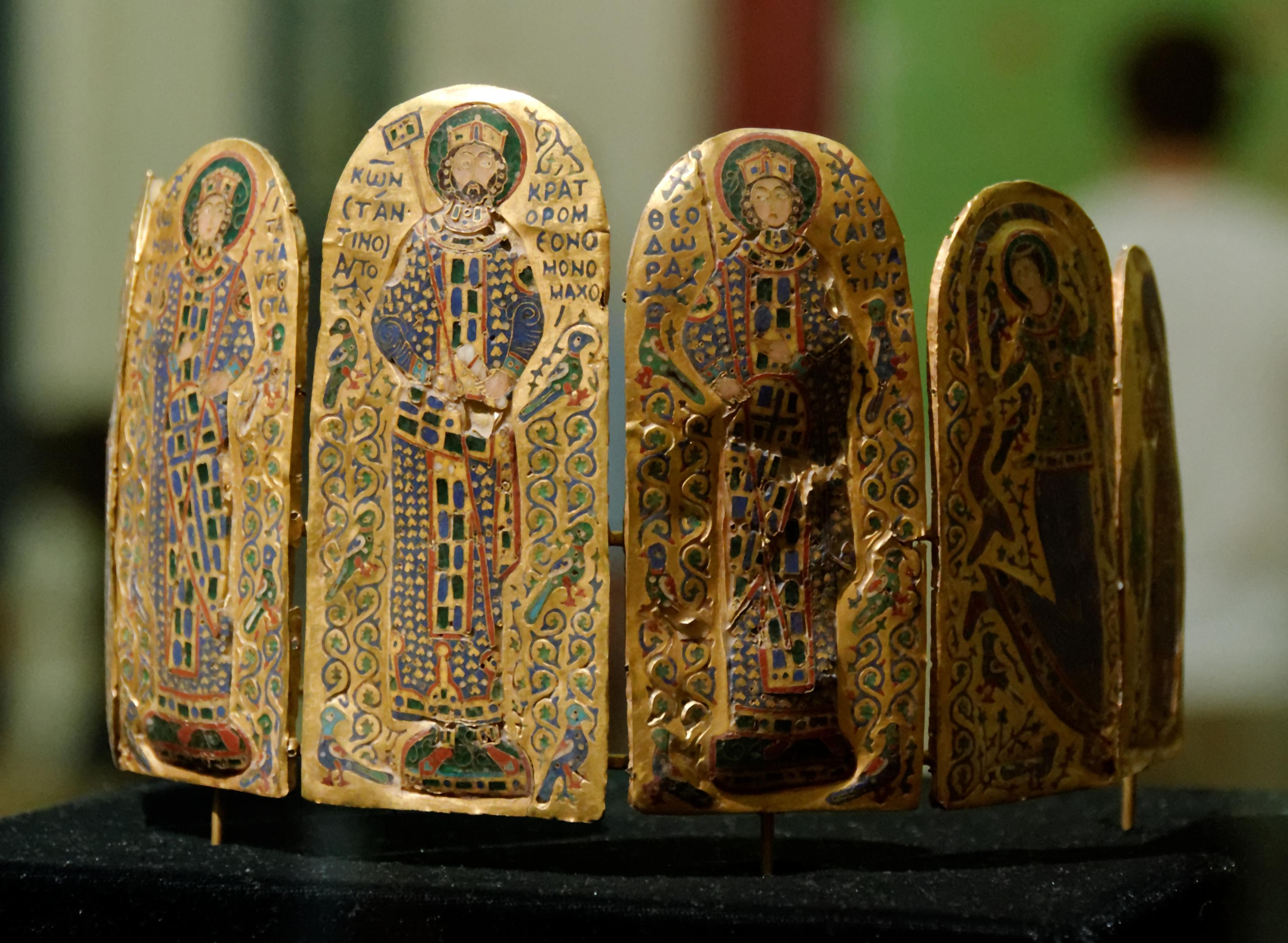 Constantine IX Monomachos