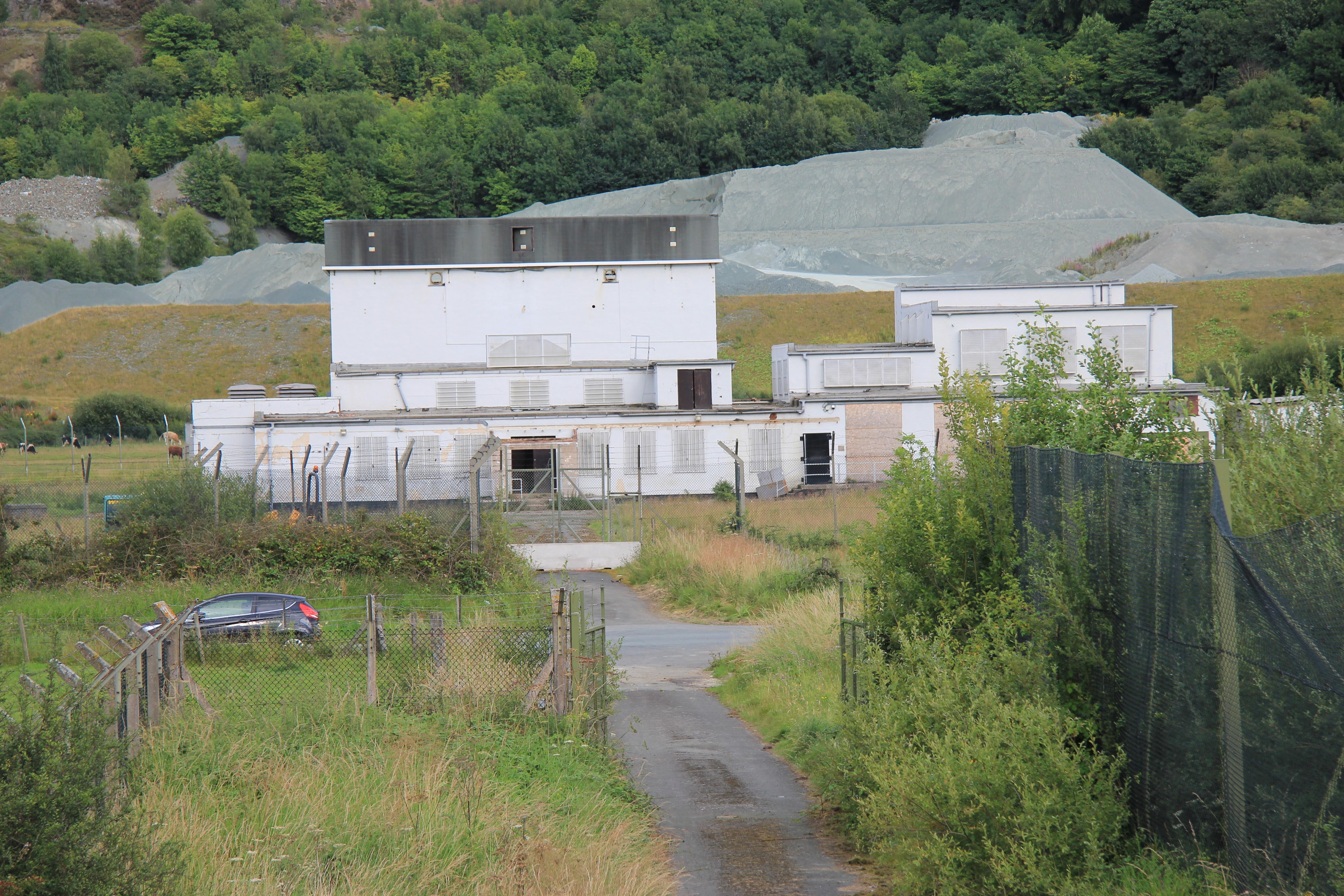 Criggion Radio Station Wikipedia Building A