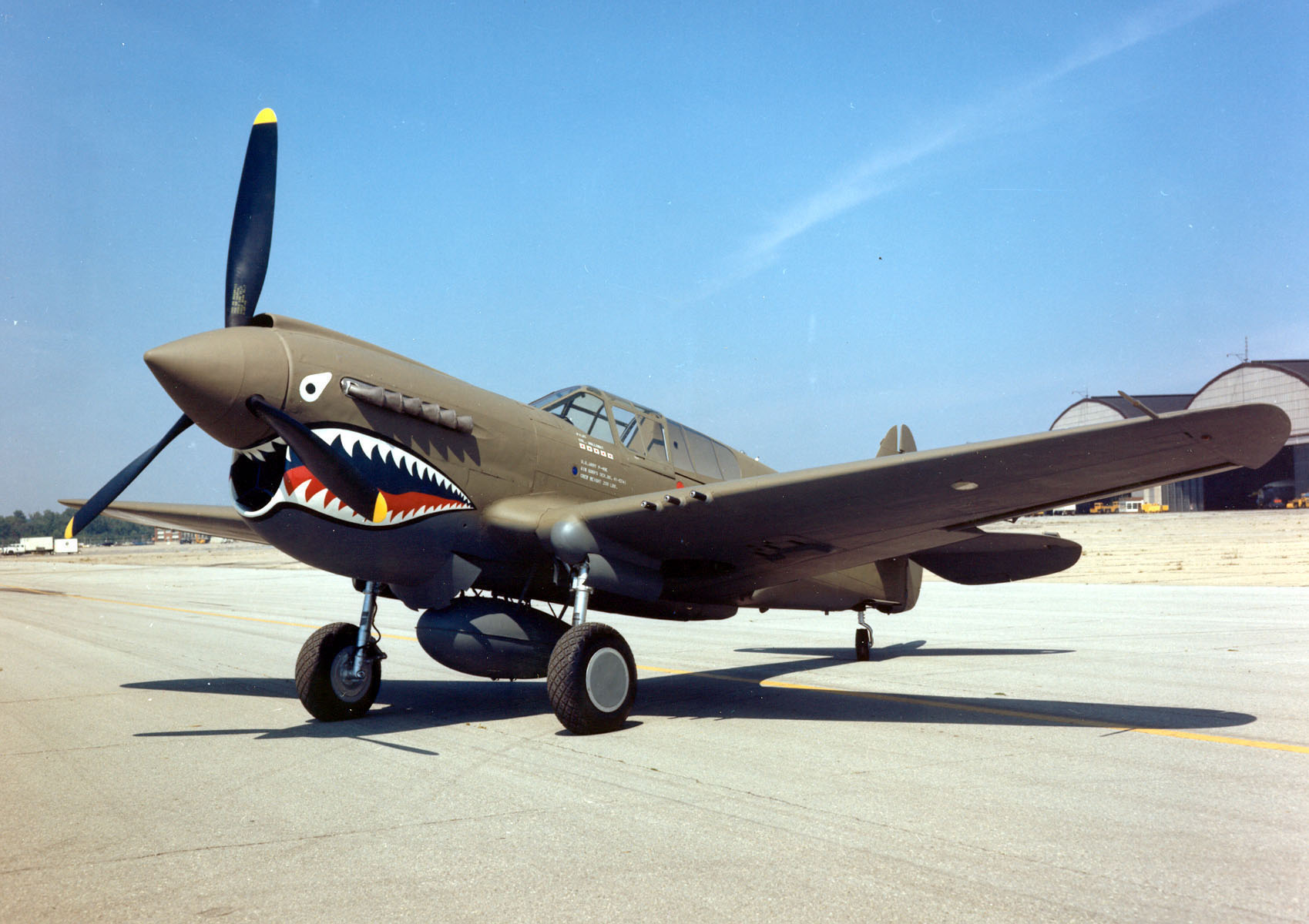 Curtiss P-40 Warhawk - Wikipedia