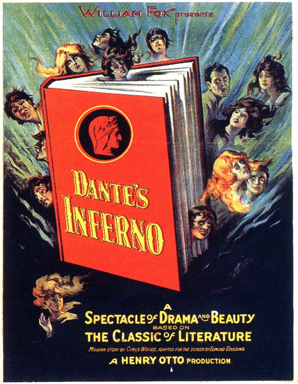 dantes inferno novel