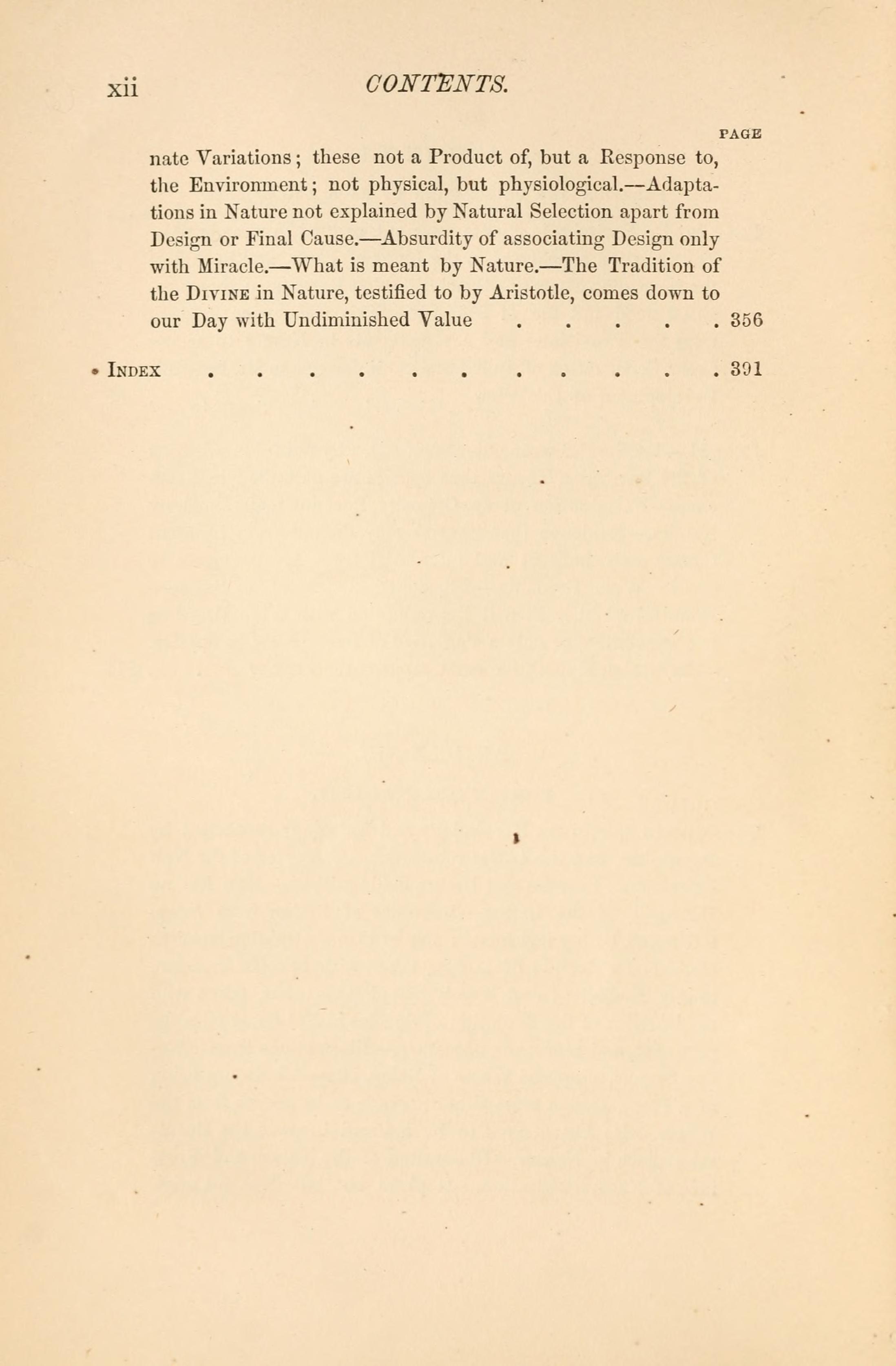 darwin essays reviews