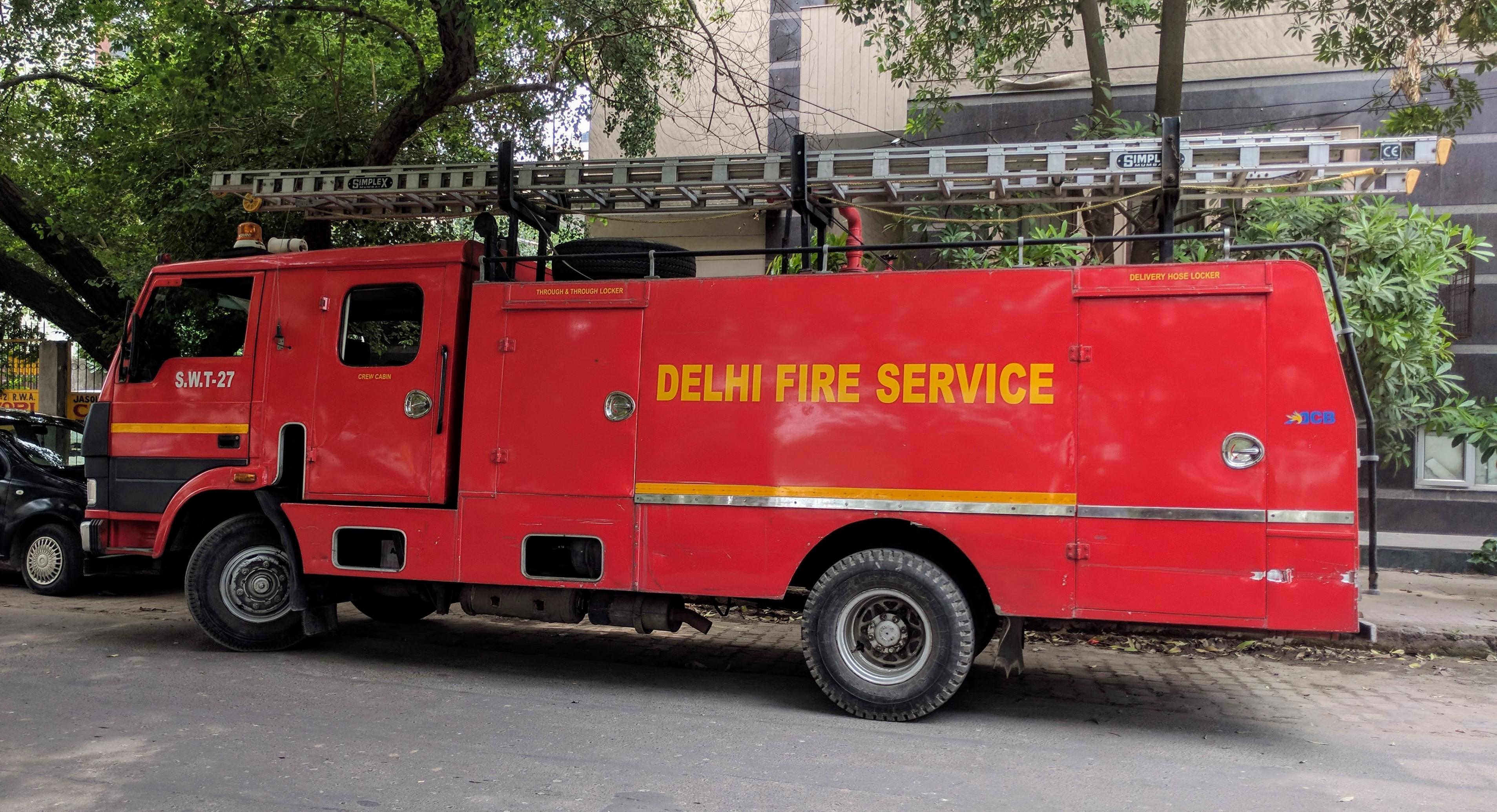 Delhi Fire Service - Wikipedia