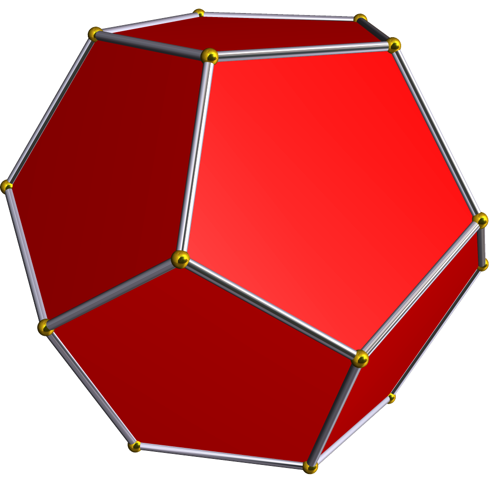 Description dodecahedron