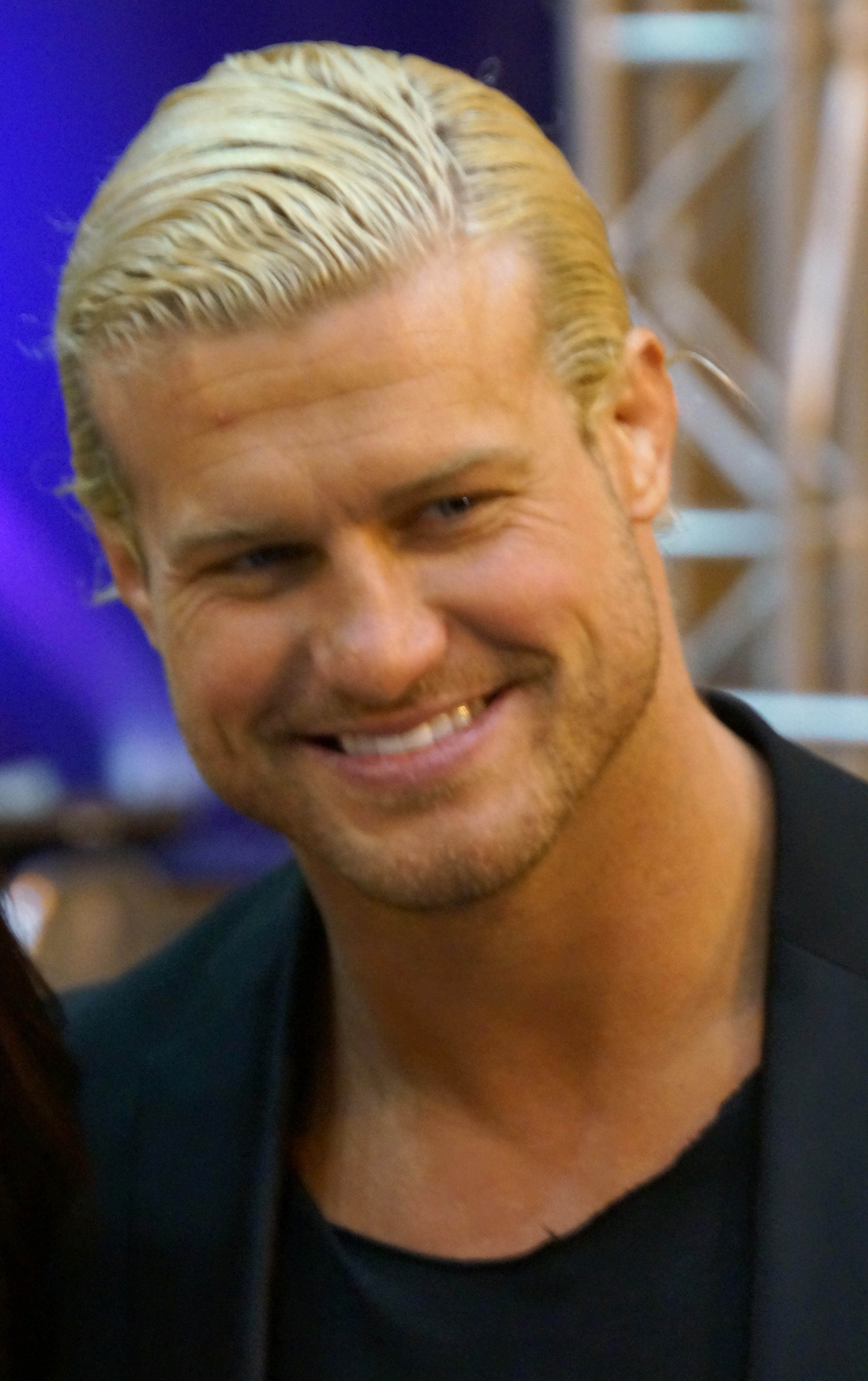 The 38-year old son of father (?) and mother(?) Dolph Ziggler in 2018 photo. Dolph Ziggler earned a  million dollar salary - leaving the net worth at 3 million in 2018