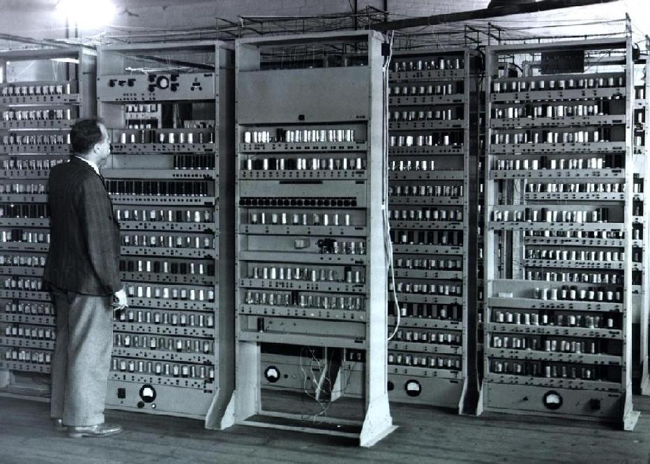The EDSAC