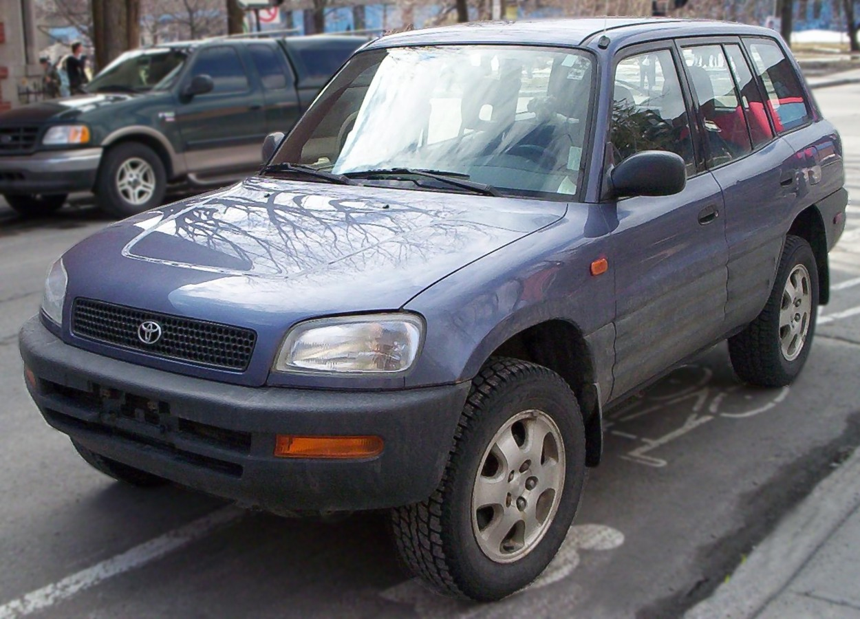 Toyota RAV4 - Simple English Wikipedia, the free encyclopedia