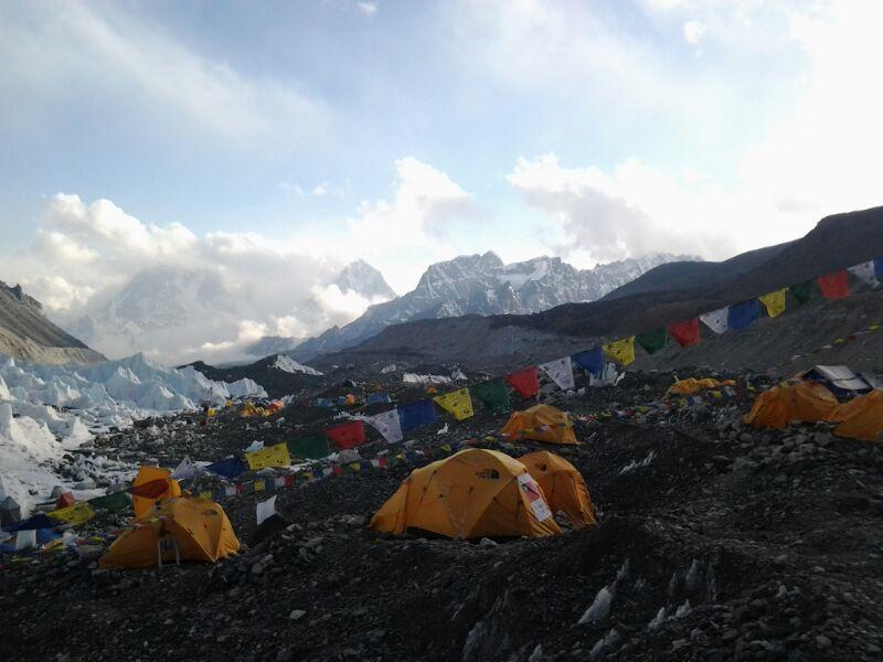 Everest base camp 2013-06-29 21-43