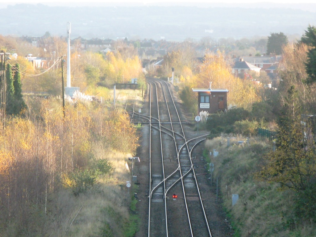 exmouth junction