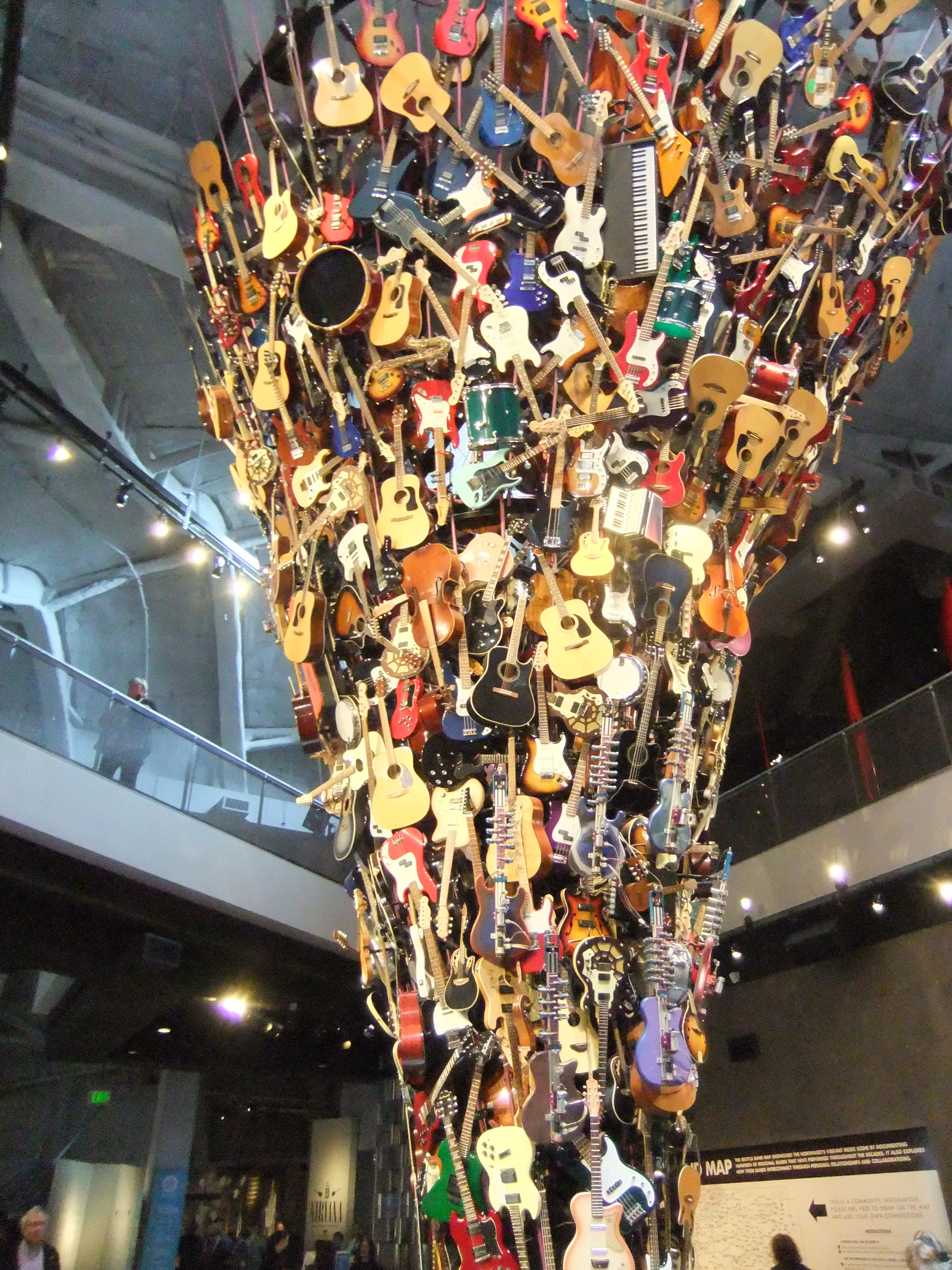 Beautiful File:Experience Music Project, Science Fiction Museum, Seattle  (9444449111) Nice Ideas
