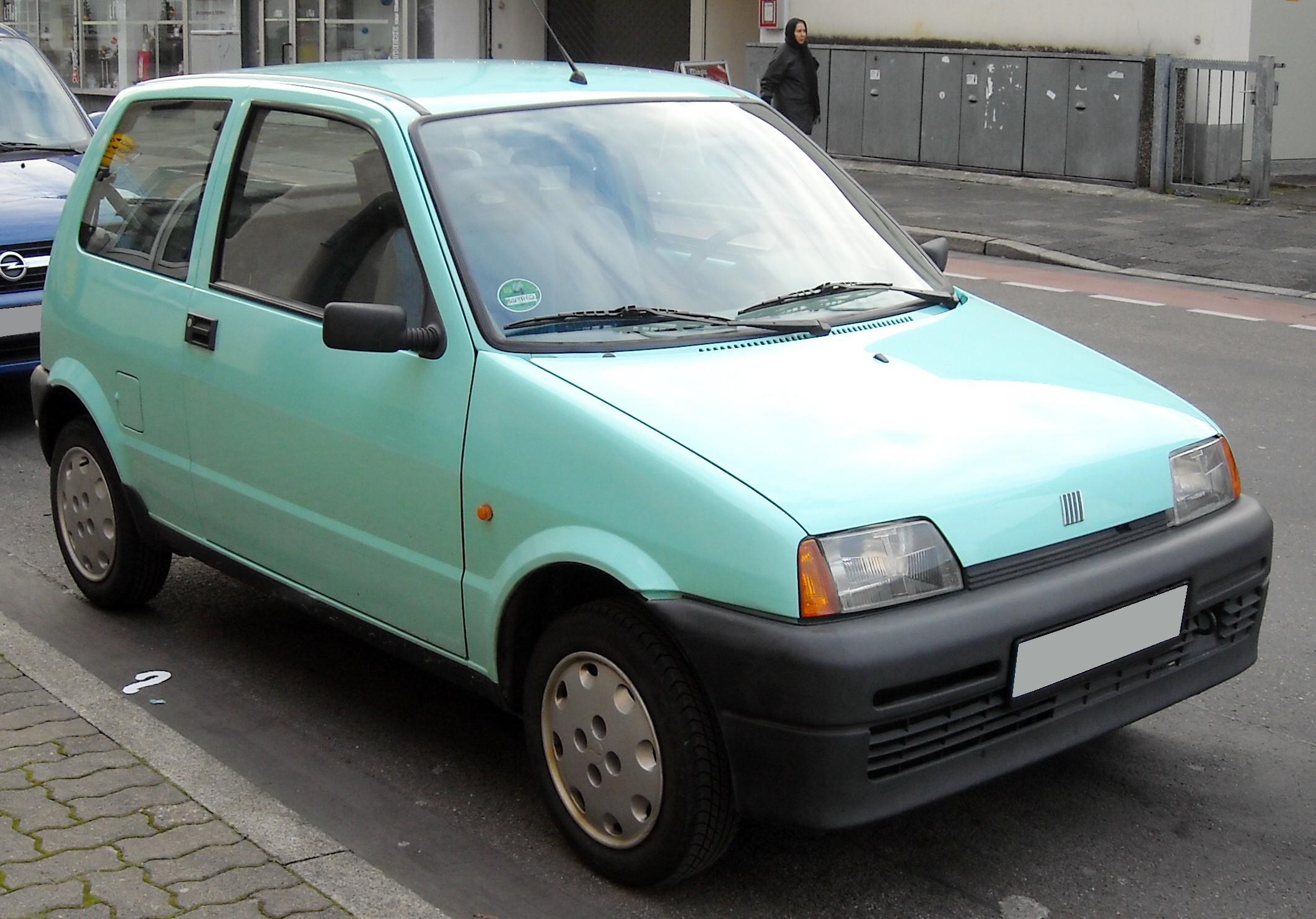 Fiat Cinquecento Wikipedia