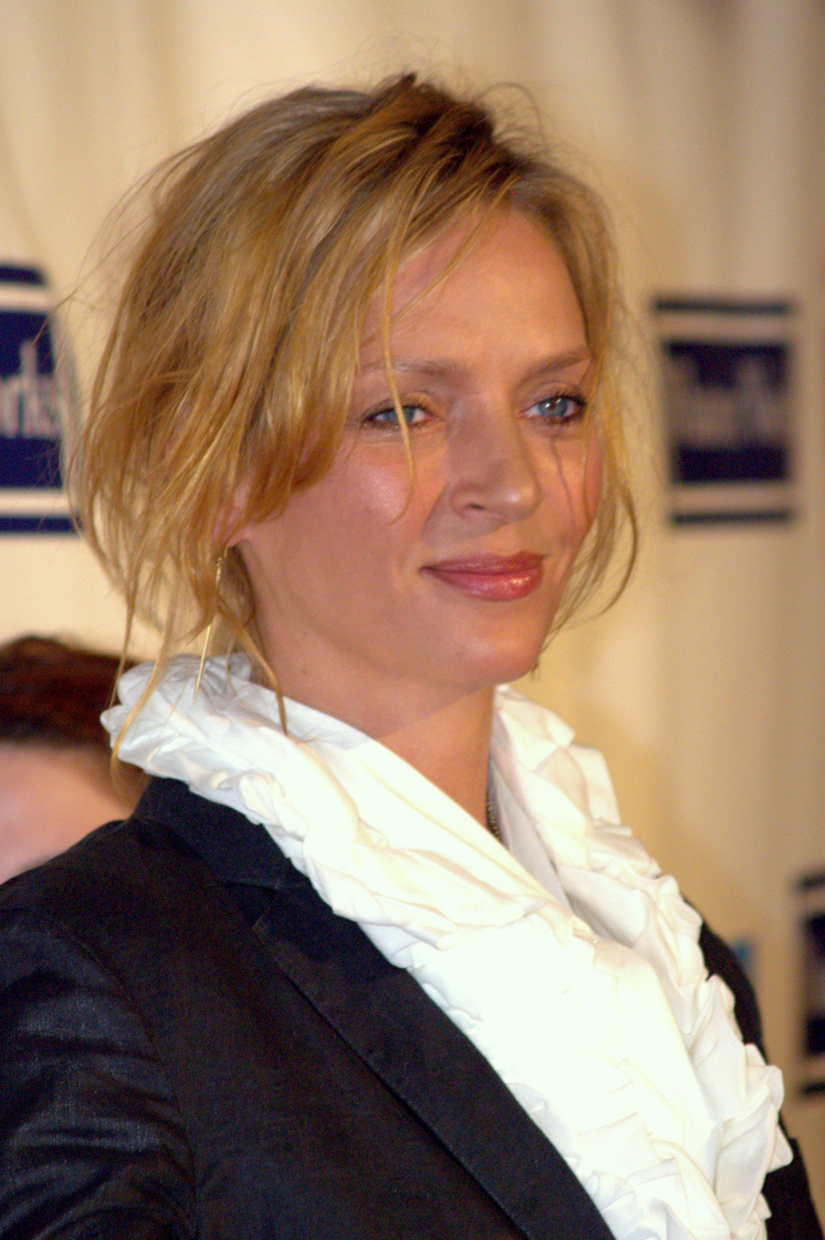 The gallery for -->... Uma Thurman Wiki