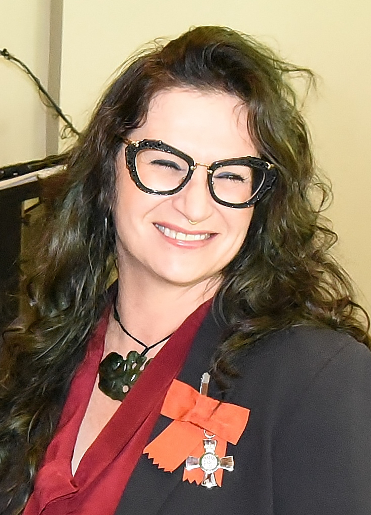 Image of Fiona Pardington from Wikidata