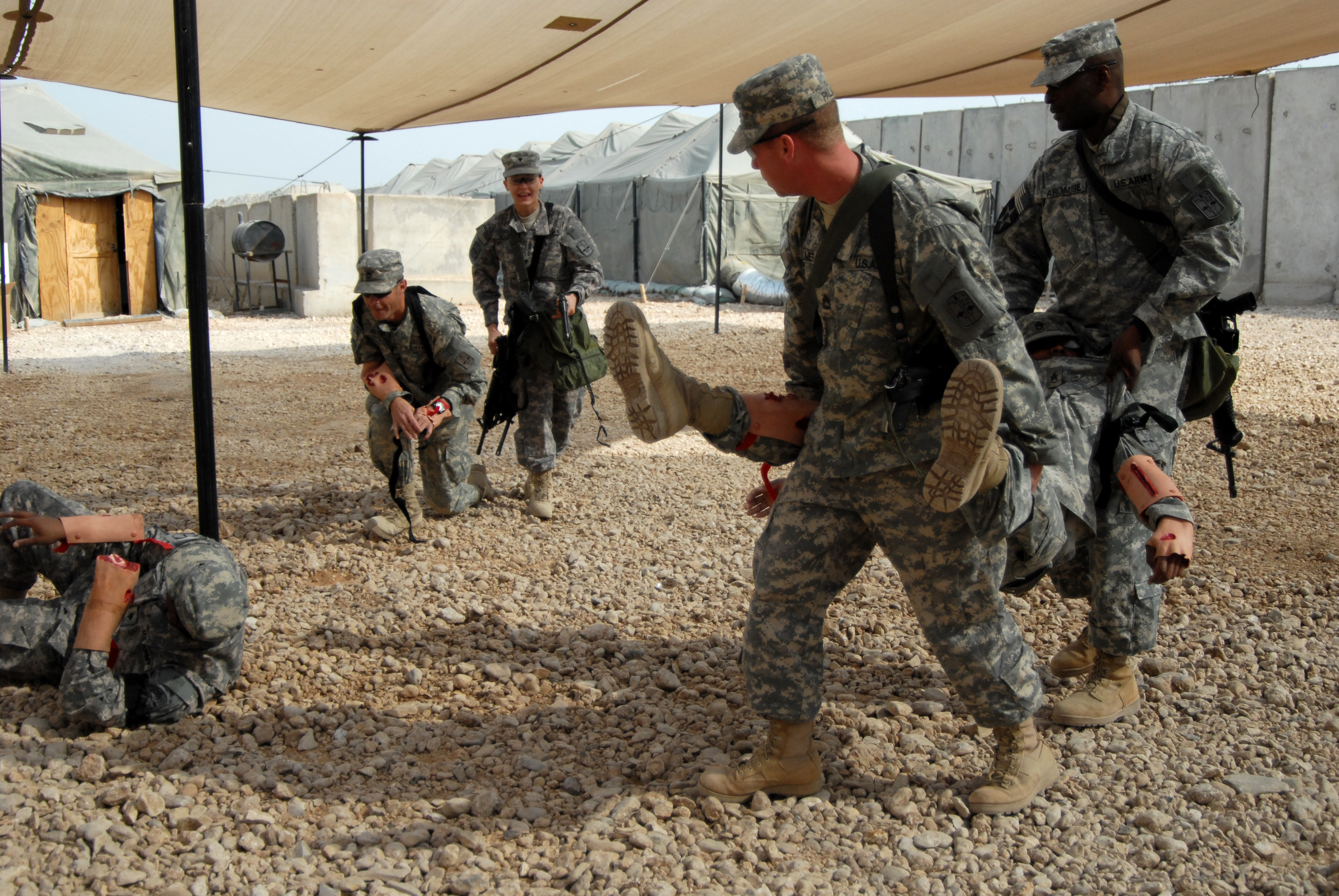 Images Of Medic Training Army
