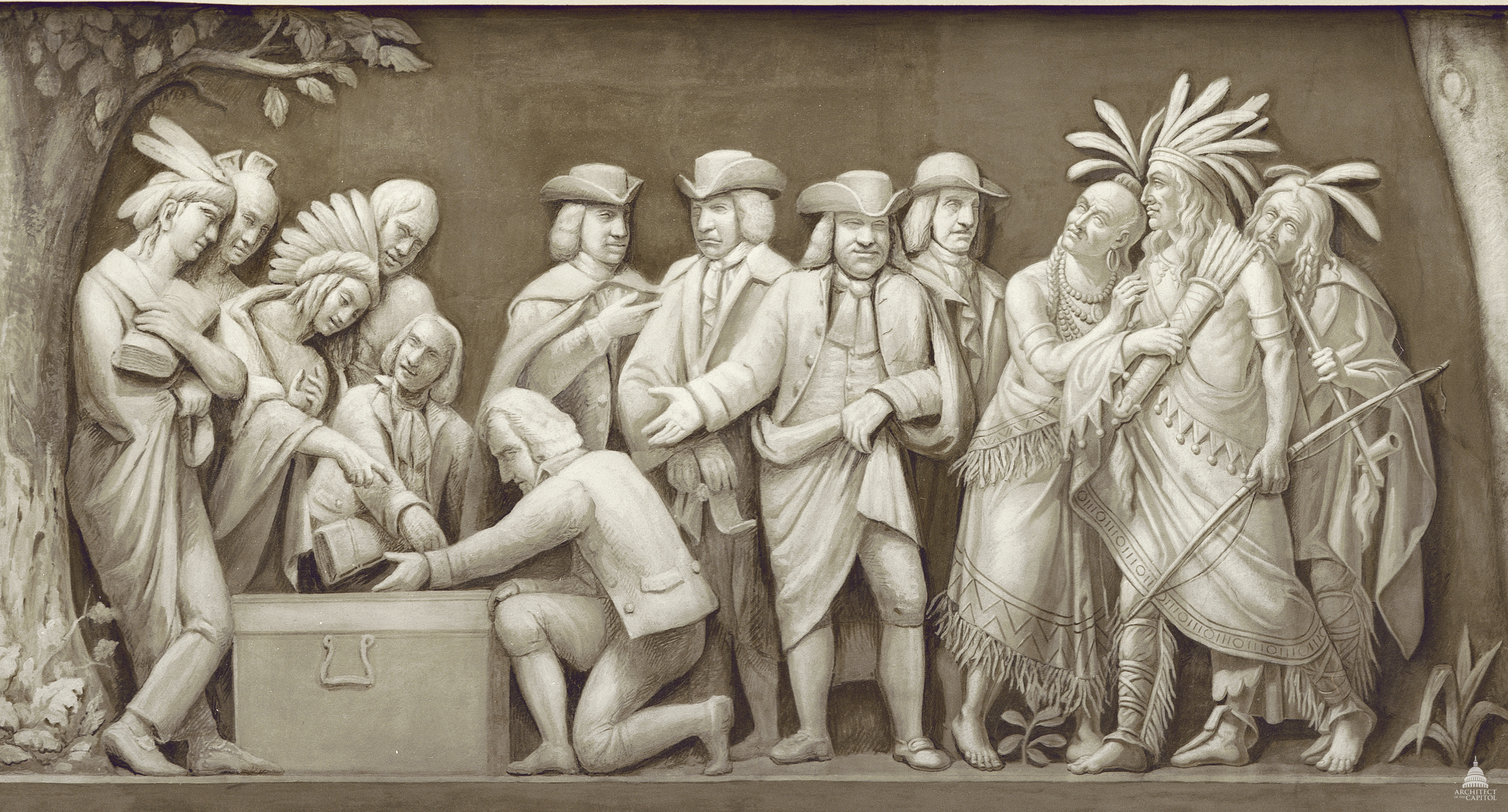 the story of william penn and the quakers