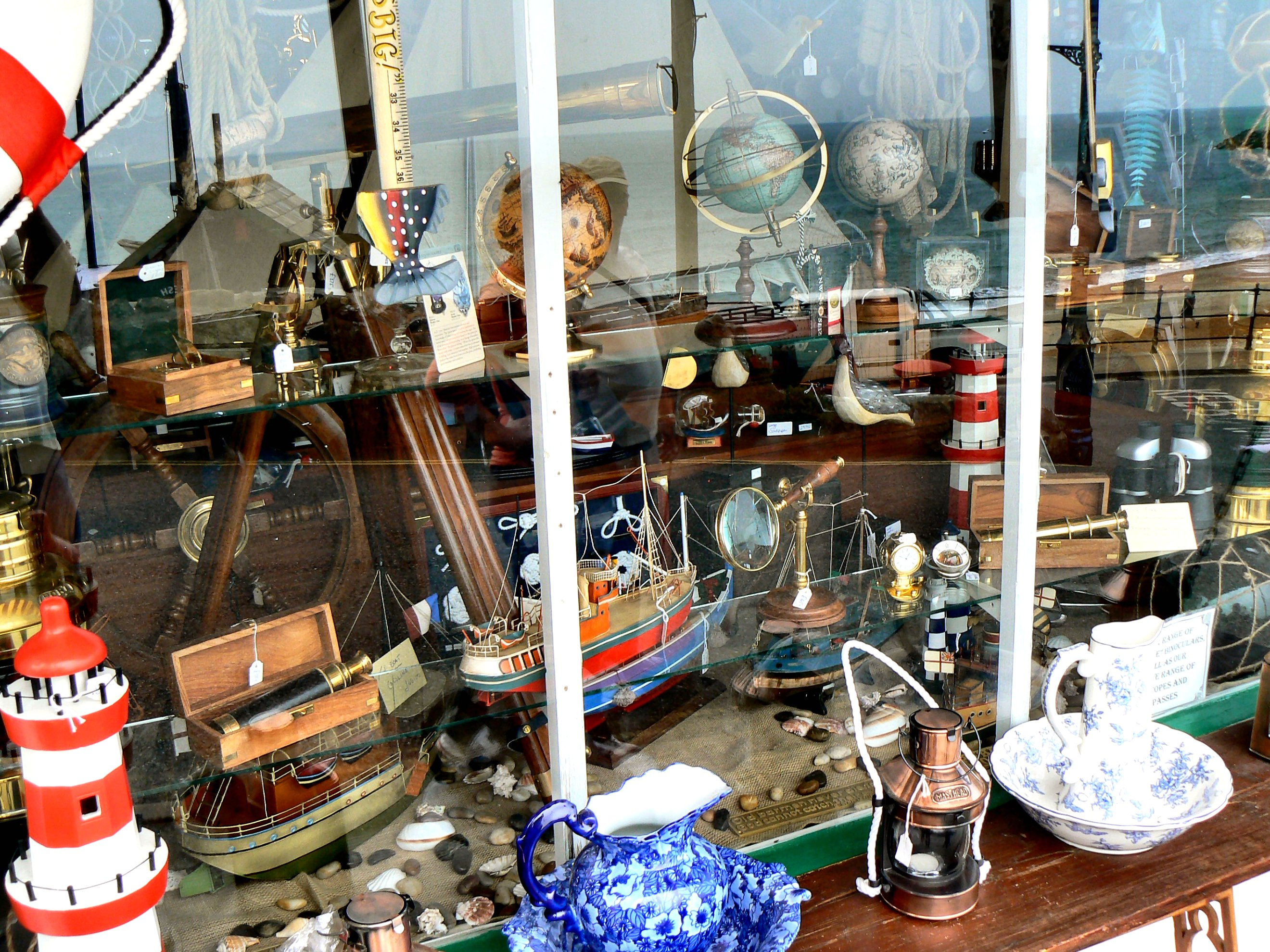file flickr ronsaunders47 nautical bric a brac shop ventnor iow jpg wikimedia commons. Black Bedroom Furniture Sets. Home Design Ideas