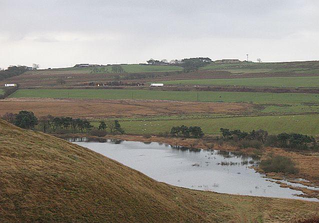 Forrestburn Reservoir - geograph.org.uk - 627309