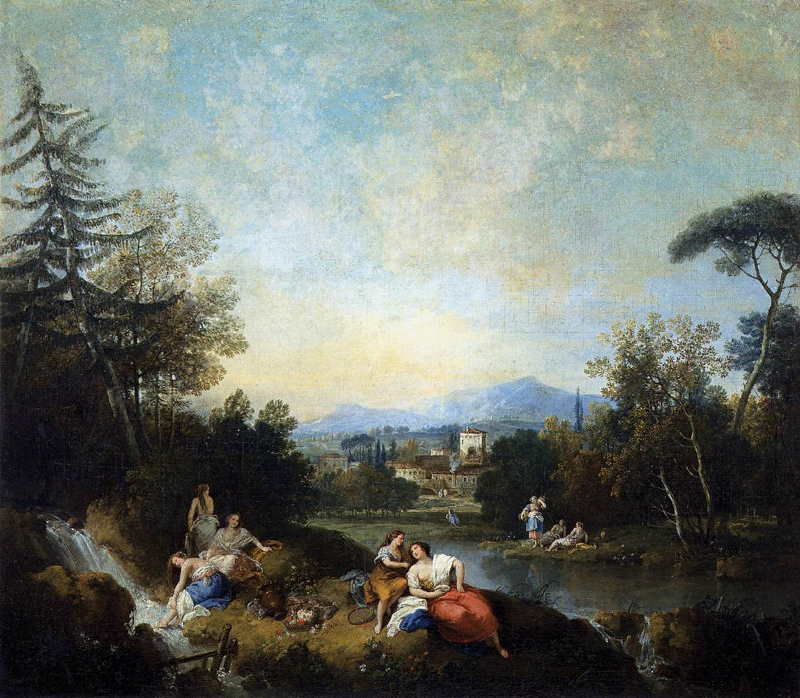 Rococo Art Movement  identifythisartcom