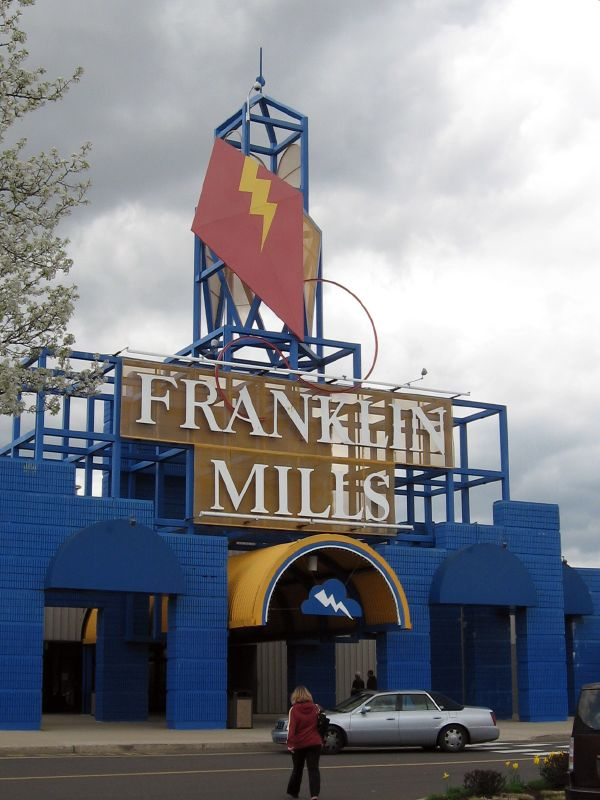 Franklin Mills Mall