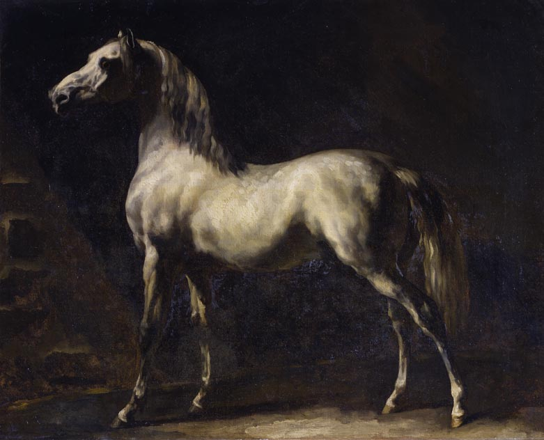 Filegéricault Cheval Gris Muséerouenjpg Wikimedia Commons