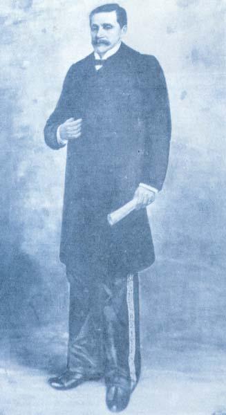 Albán in 1899