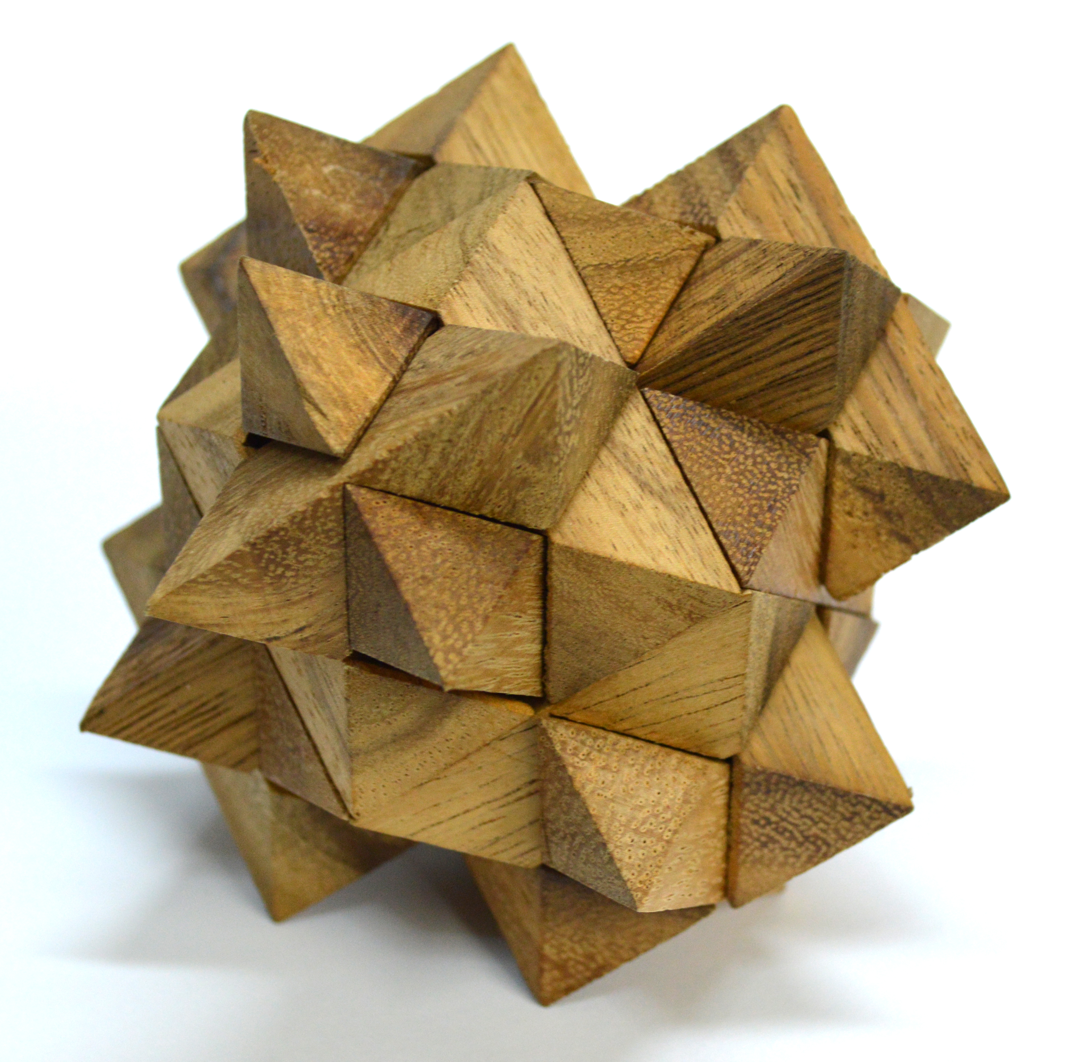 Файл:Giant Star Burr Puzzle jpg — Википедия