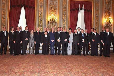 Tutte le biografie dei ministri e sottosegretari del for Sito governo italiano