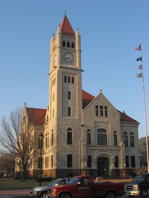 Greene County Courthouse (Ohio) - Wikipedia