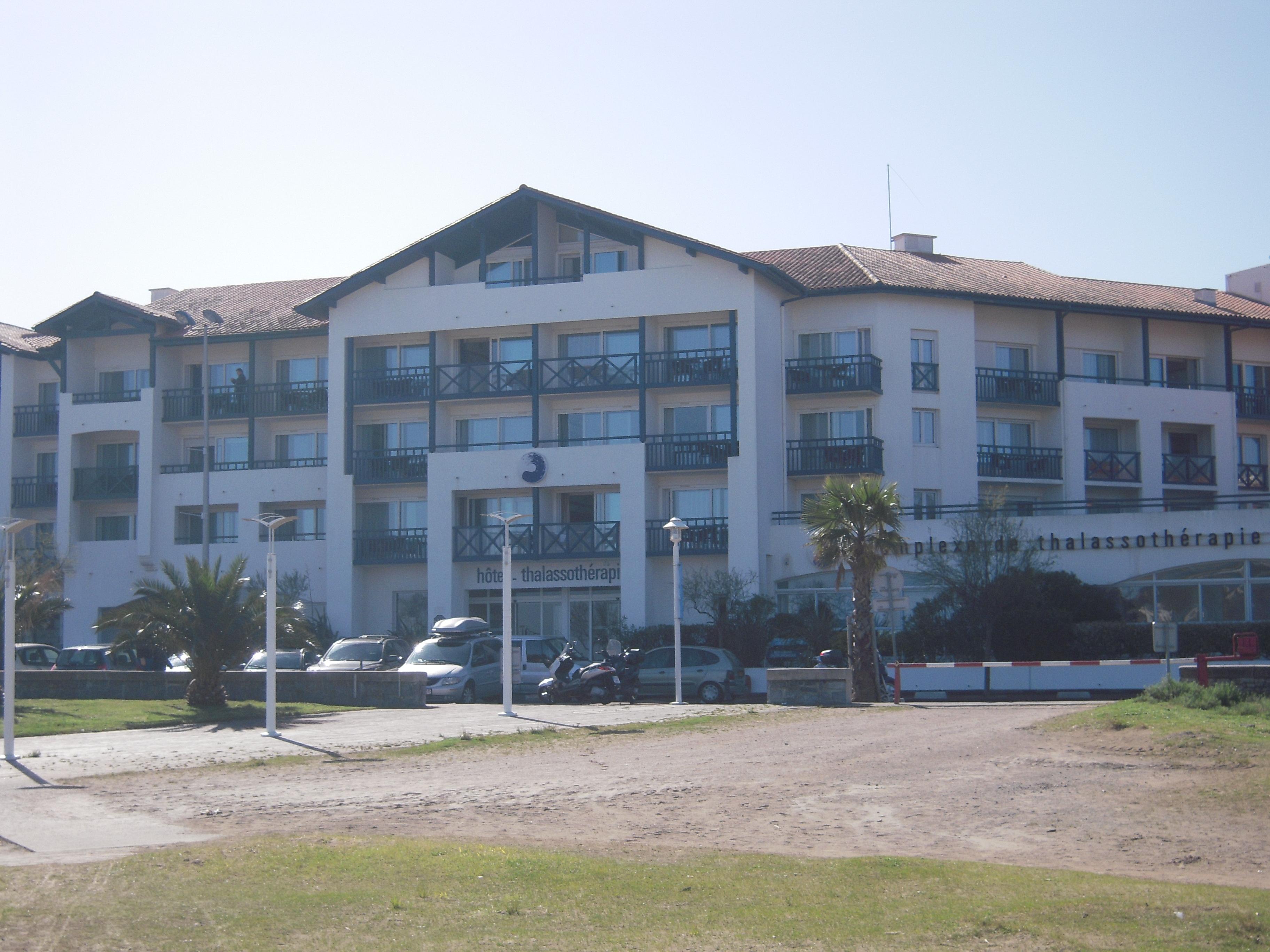 Hotel Bord De Mer Landes