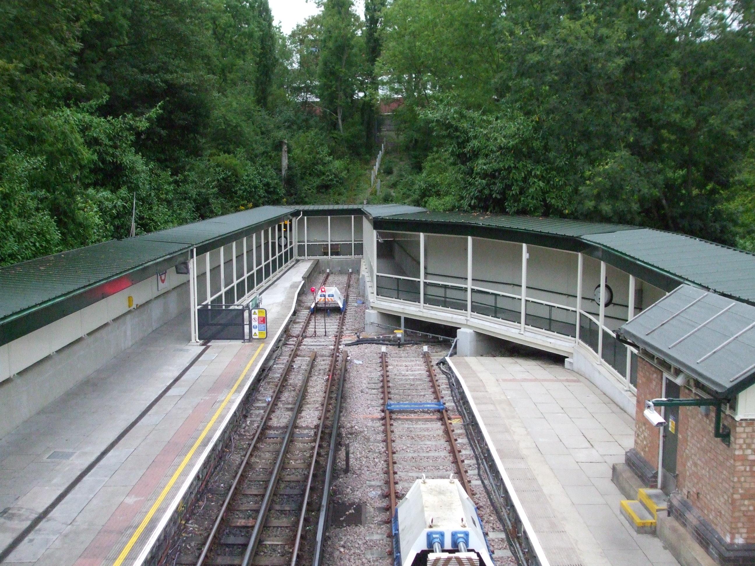 High Barnet Tube Station Car Parking Charges