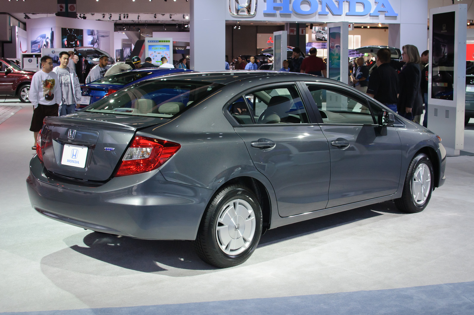 File:Honda Civic HF (US)   Flickr   Skinnylawyer