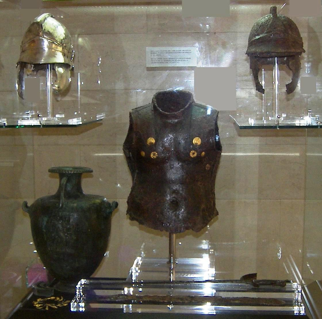 Weapons & Armor of the Ancient World: The Spartan (Greek ...