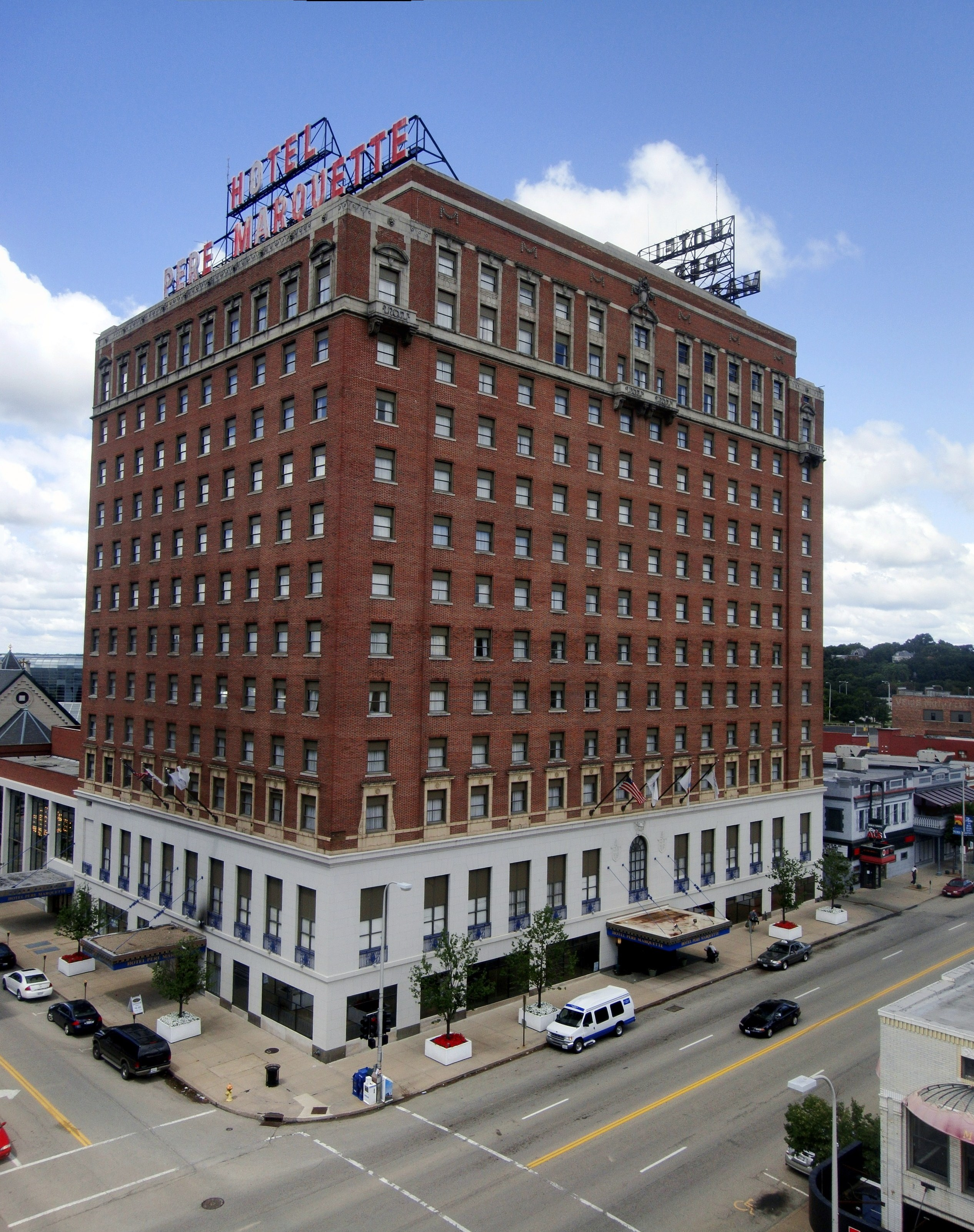 Pere Marquette Hotel New Orleans