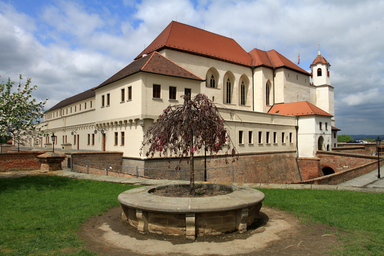 File:Hrad Špilberk (Brno) (6) jpg - Wikimedia Commons