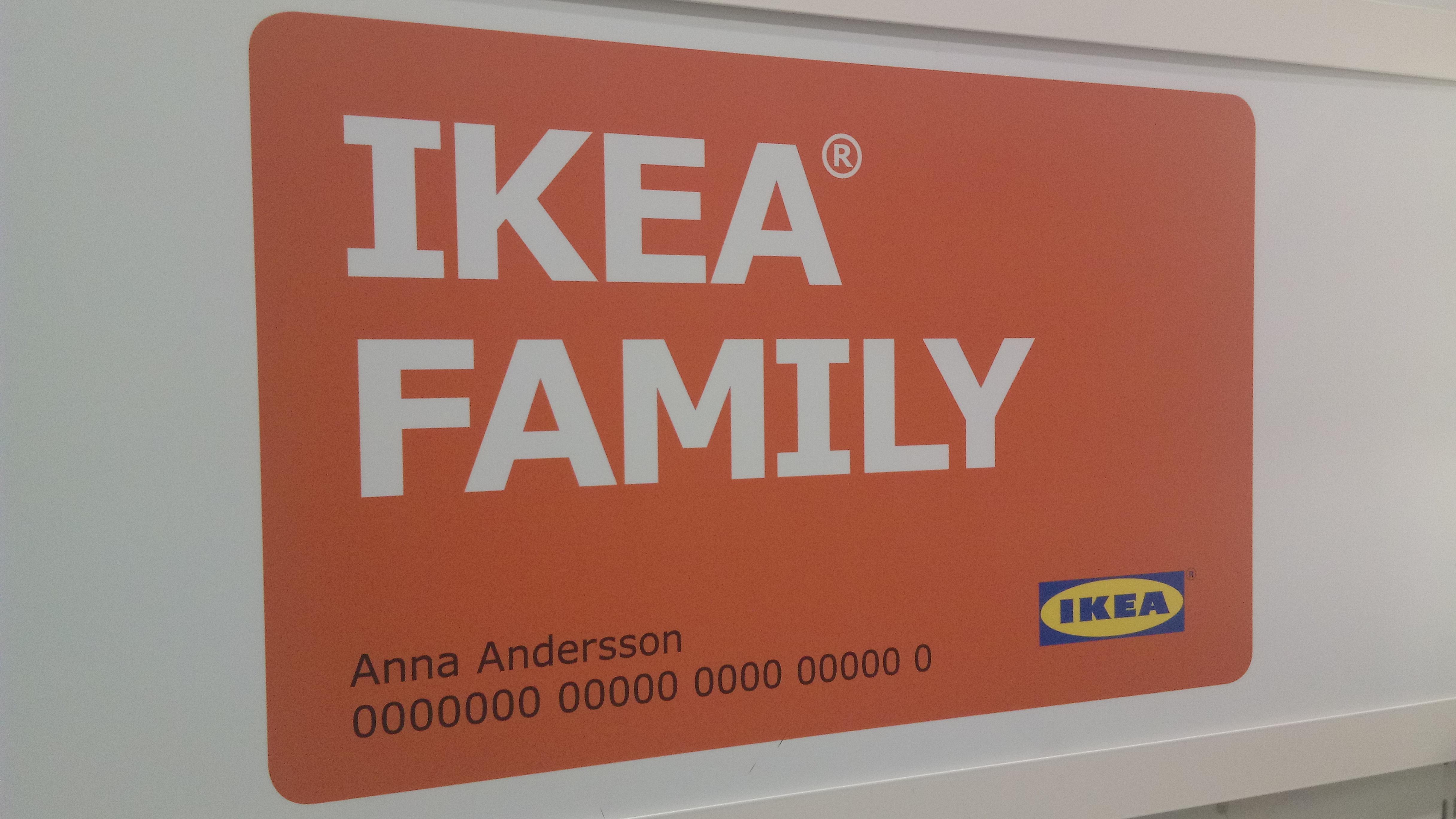 Fileikea Family Card Sign Ikea Groningen 2019jpg Wikimedia