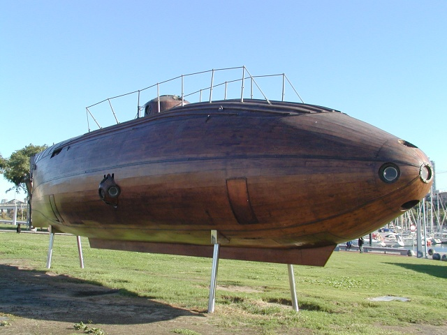 Image result for first Submarine