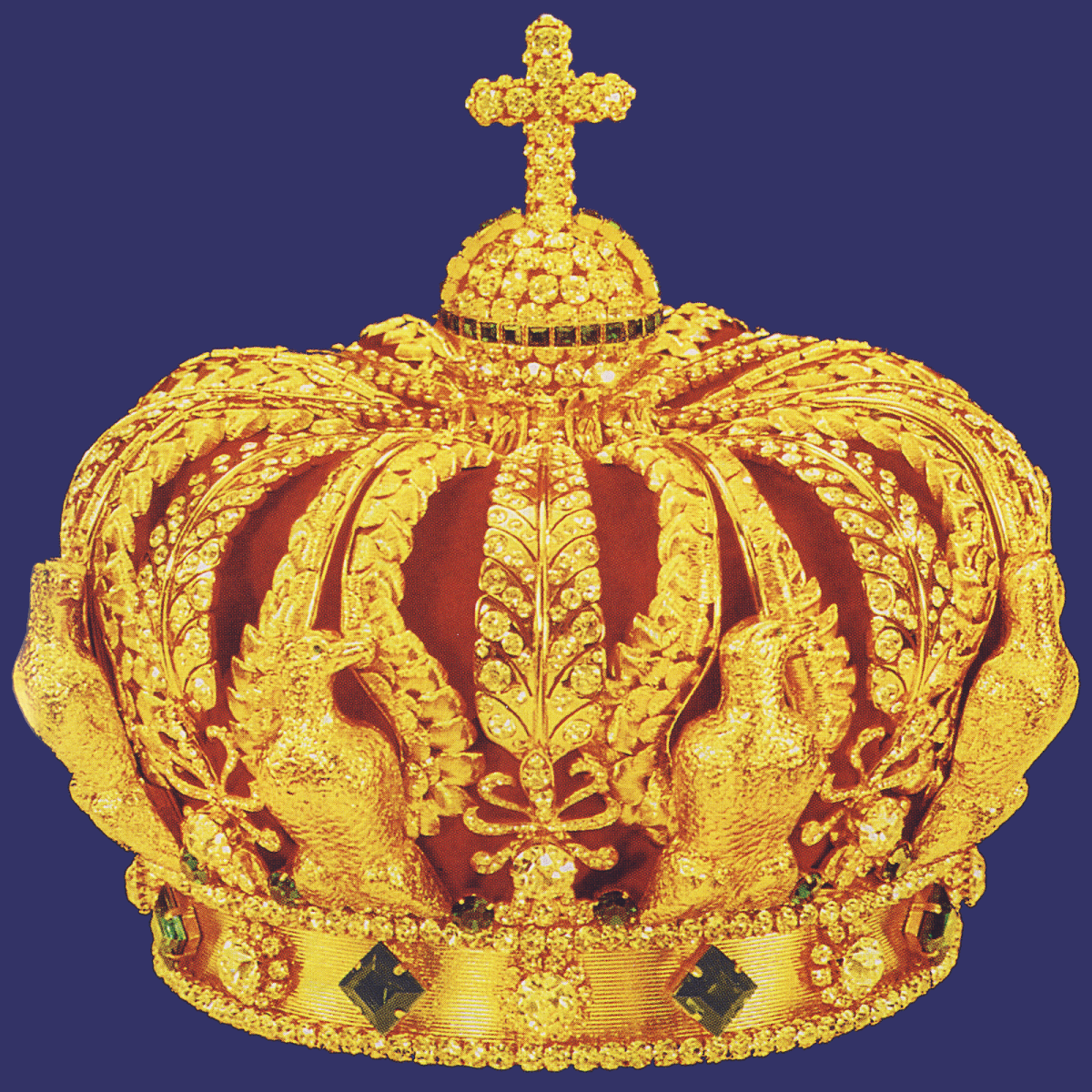 Http Commons Wikimedia Org Wiki File Imperial Crown Of Napoleon Iii Reproduction By Abeler Wuppertal Png
