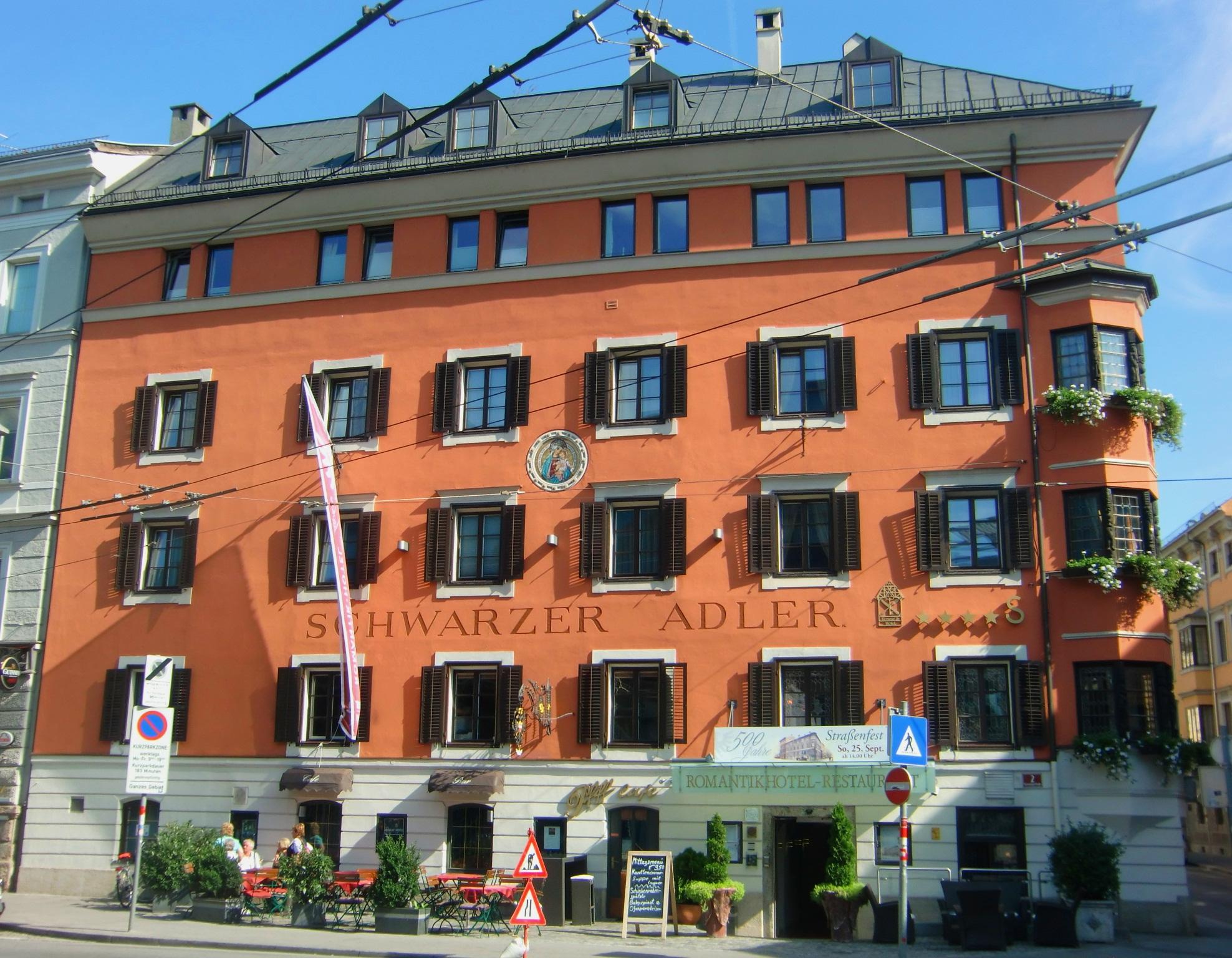 File:Innsbruck Schwarzer Adler.jpg - Wikimedia Commons