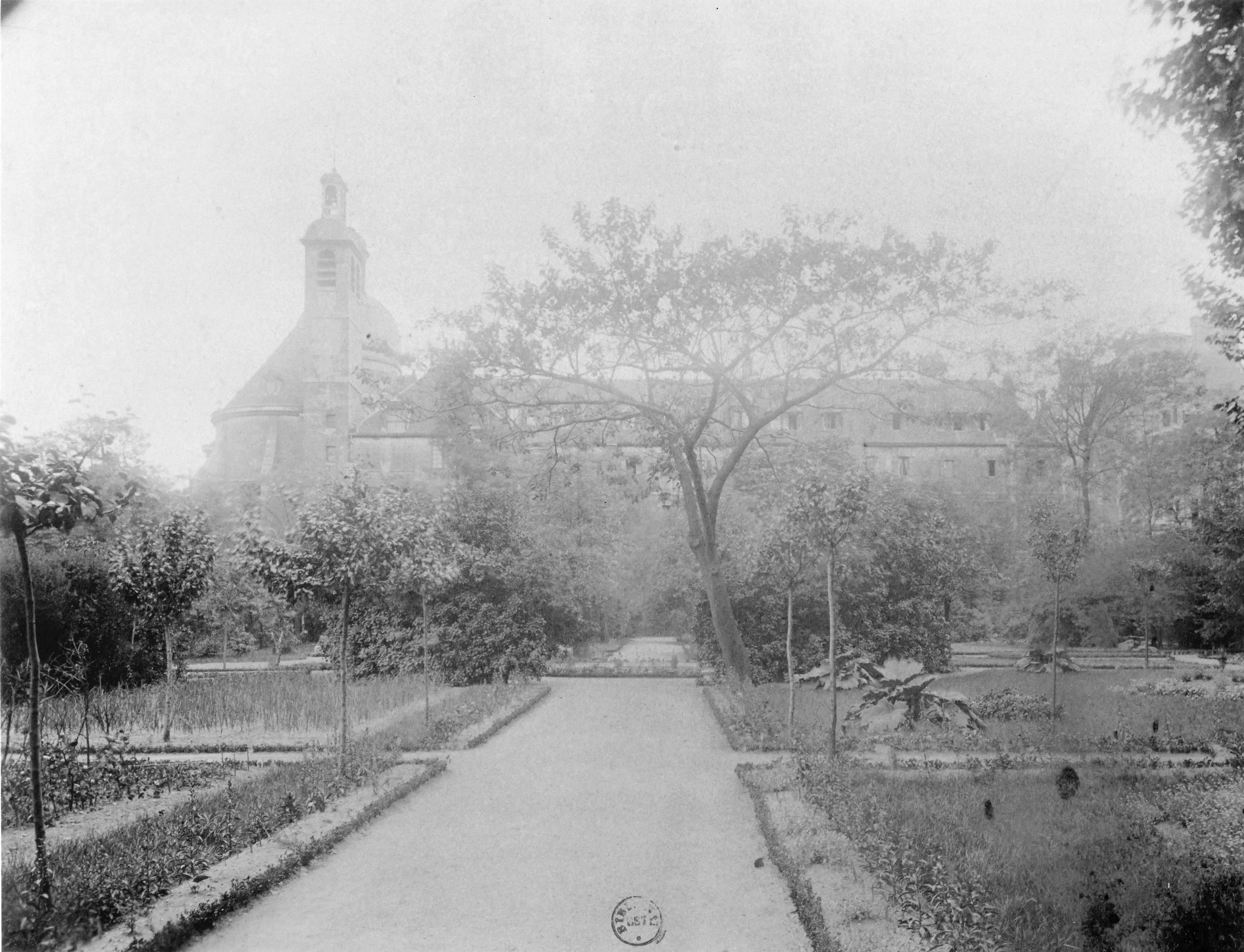 File jardin des carmes rue de vaugirard for Au jardin paris