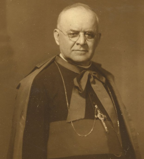 Original title:    Description Français : Monseigneur Guillaume Forbes, archevêque d'Ottawa Date c.1930s Source This image is available from the Bibliothèque et Archives nationales du Québec under the reference number P62,S1,P7 This tag does not indicate the copyright status of the attached work. A normal copyright tag is still required. See Commons:Licensing for more information. Boarisch | Česky | Deutsch | Zazaki | English | فارسی | Suomi | Français | हिन्दी | Magyar | Македонски | Nederlands | Português | Русский | Tiếng Việt | +/− Author Castonguay Studio Permission (Reusing this file) Public domainPublic domainfalsefalse This Canadian work is in the public domain in Canada because its copyright has expired due to one of the following: 1. it was subject to Crown copyright and was first published more than 50 years ago, or it was not subject to Crown copyright, and 2. it is a photograph that w