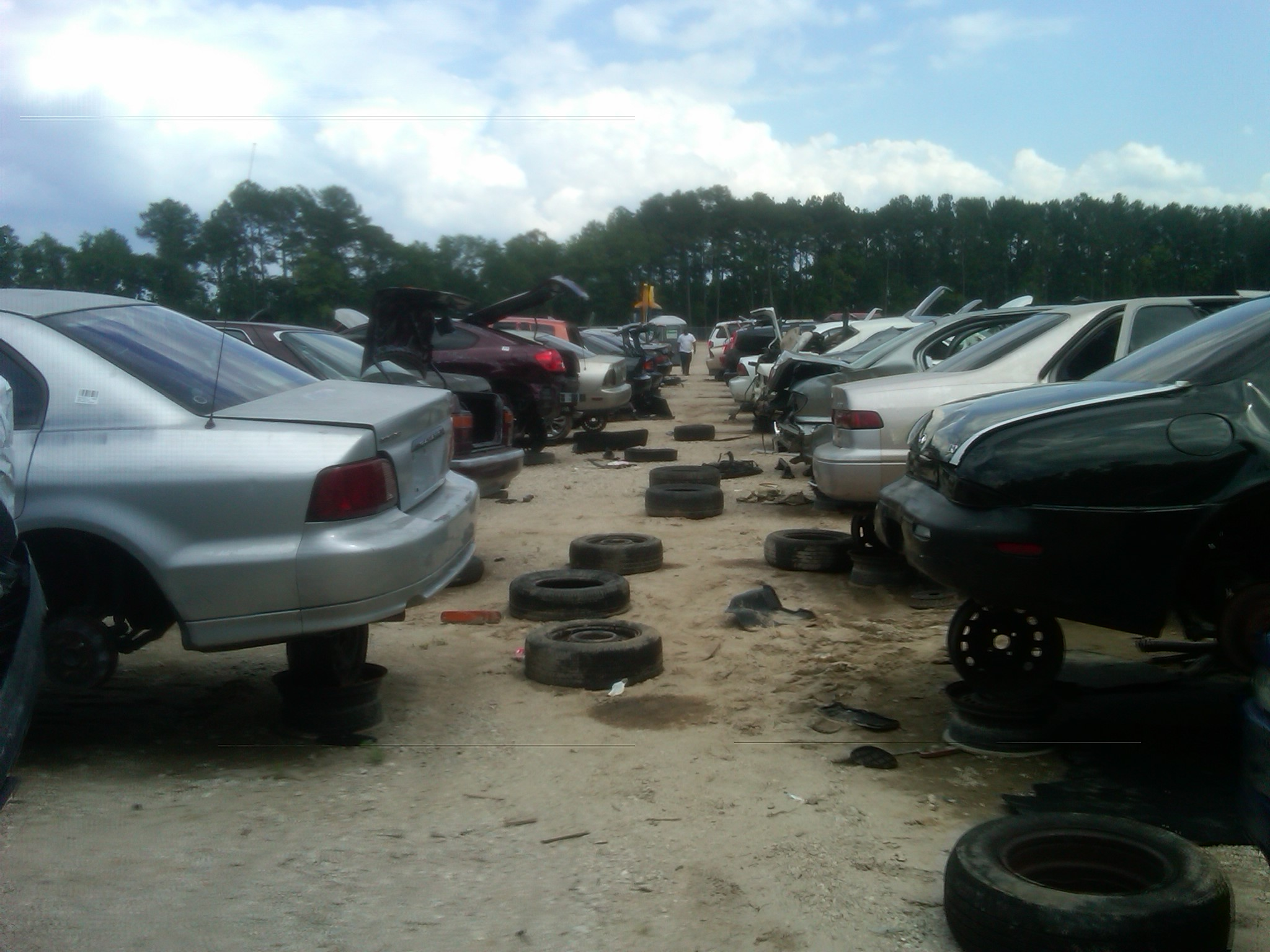 Junk Yards Jacksonville Fl >> Industrial stormwater | Wiki | Everipedia