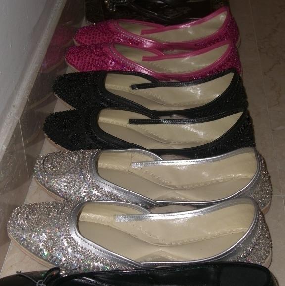 damskie baletki - buty