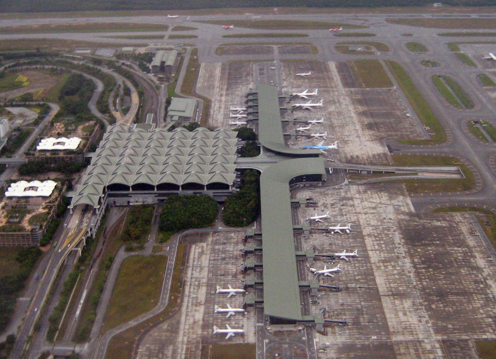 Kuala Lumpur International Airport – Travel guide at