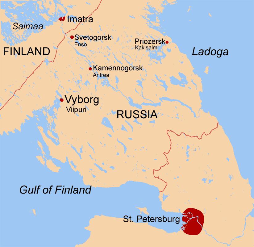 Rencontres Vyborg