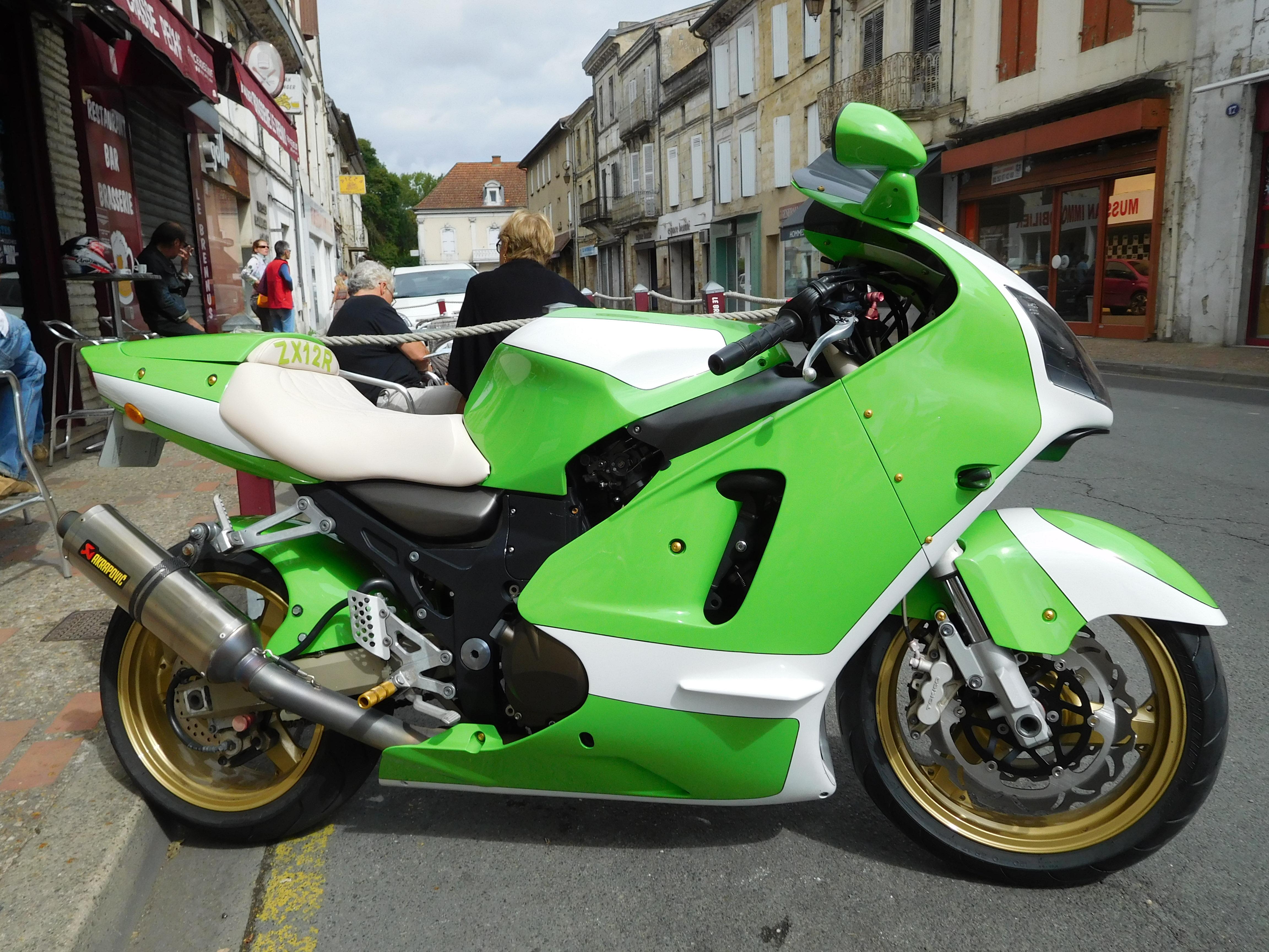 Kawasaki Ninja R Greenfor Sale Alabama