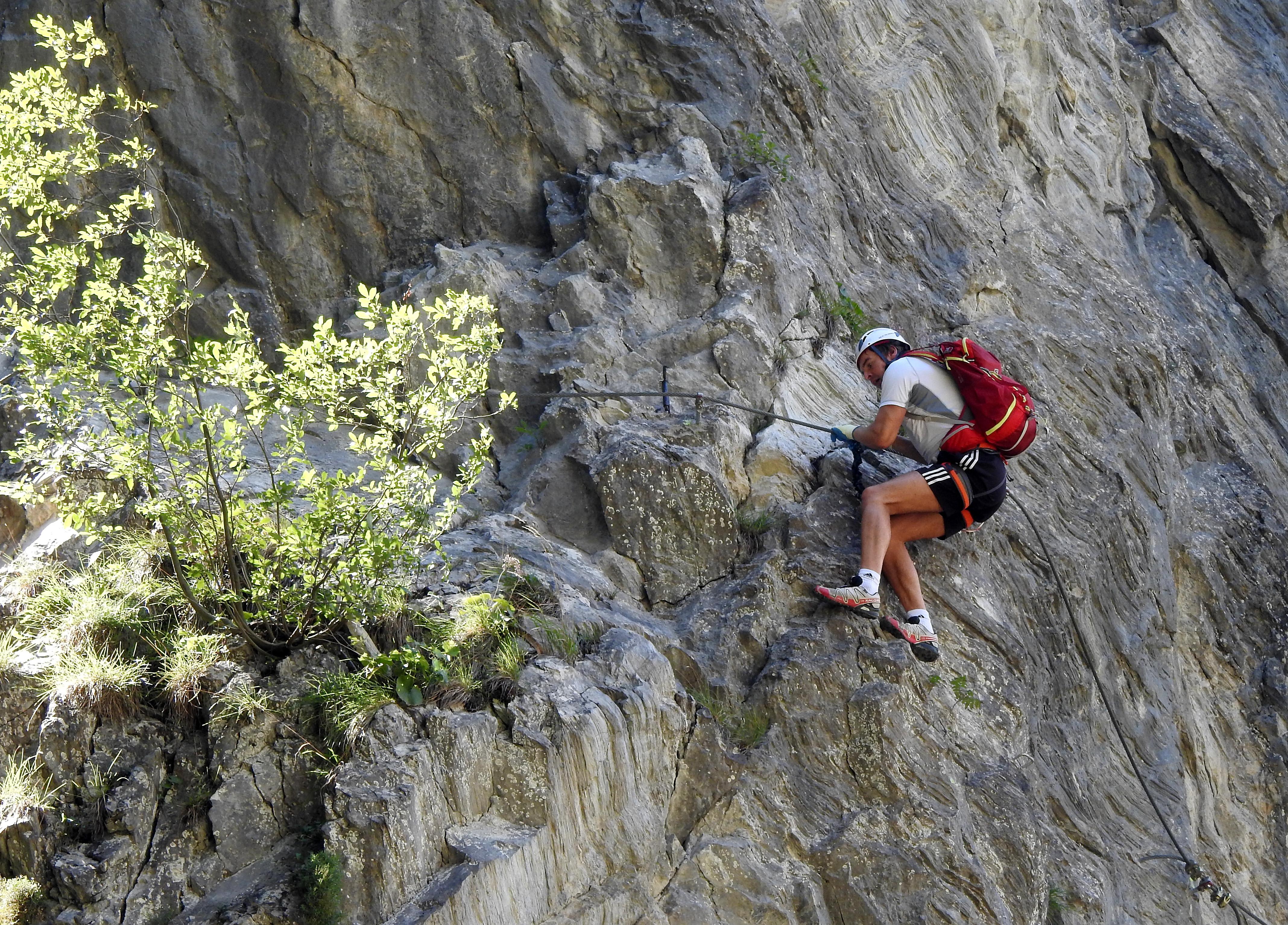Klettersteig Kitzbühel : Klettersteig kitzbühel file kitz mittlerer bereich